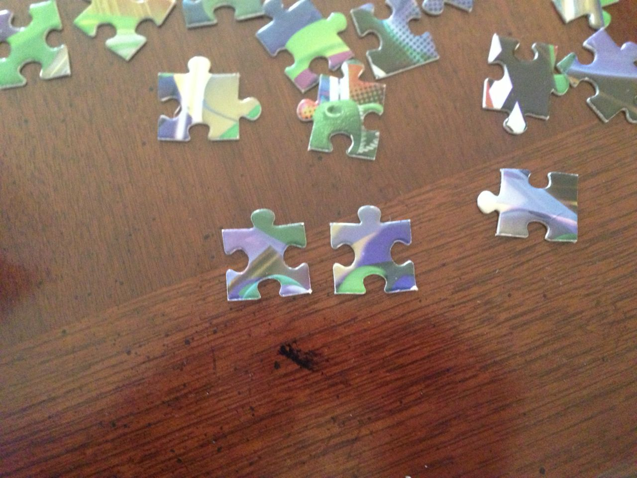 Life's Puzzles
