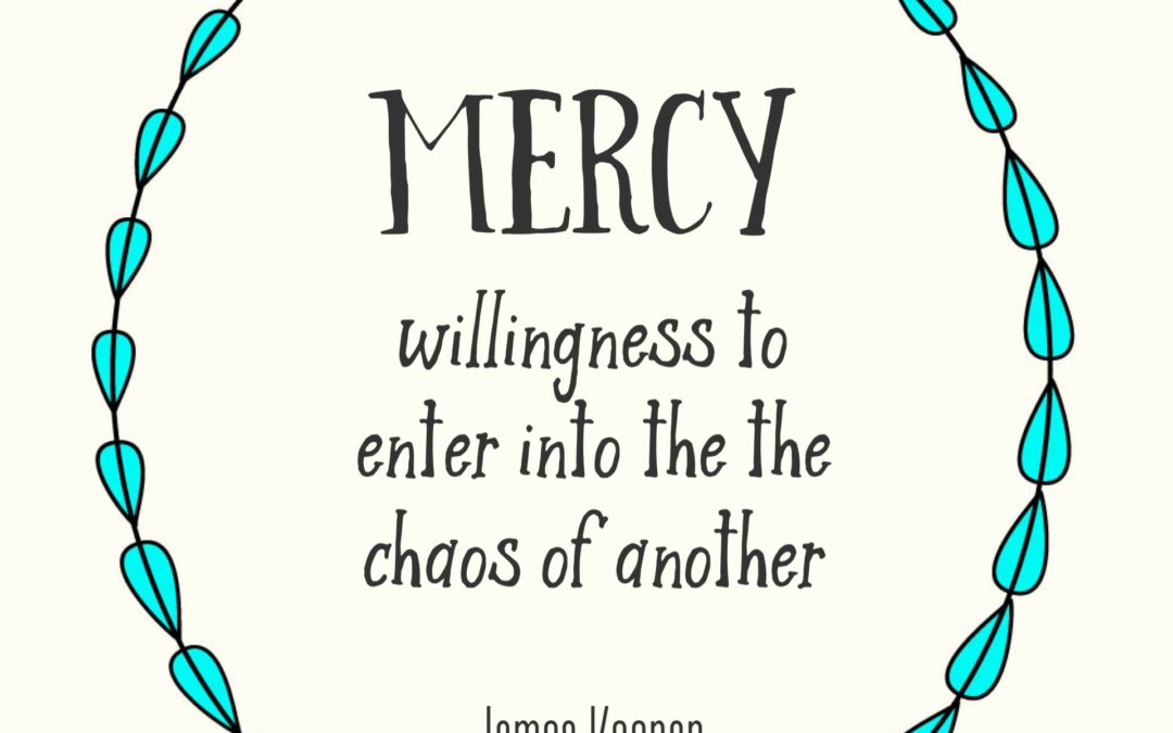 Mercy Invites Dignity & Redemption